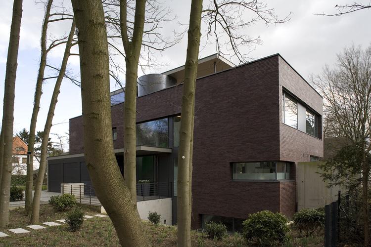 wohnhaus krefeld peter bastian architekten bda. Black Bedroom Furniture Sets. Home Design Ideas