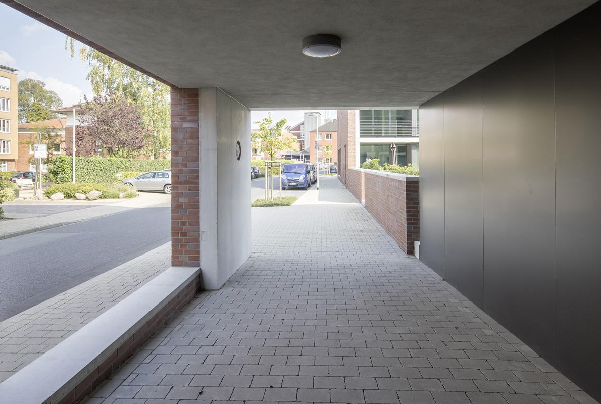 Erläuterungen zum Entwurf - Peter Bastian Architekten BDA